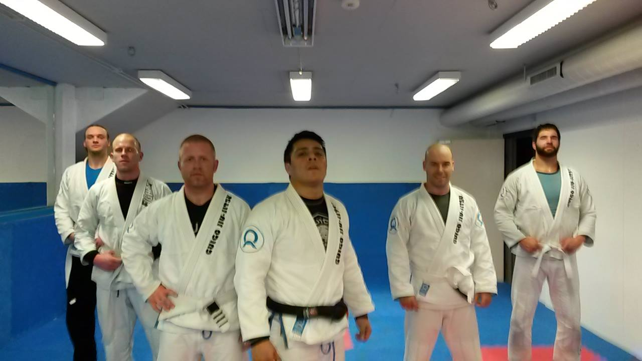 Training Report: Guigo BJJ Academy in Haugesund, Norway