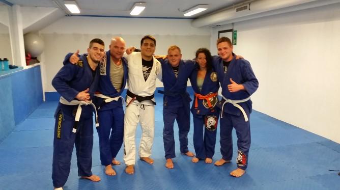 Training Report: Guigo BJJ Academy in Haugesund, Norway