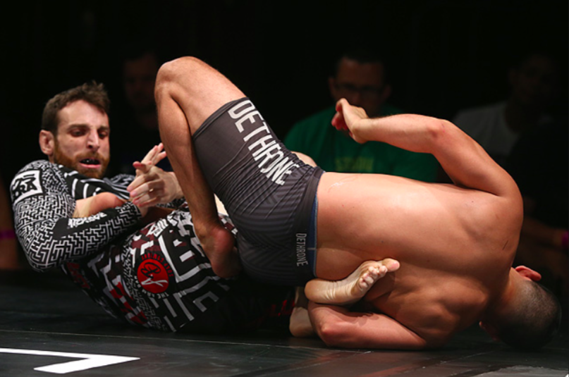 4 Ways to Set Up The Inverted Heel Hook