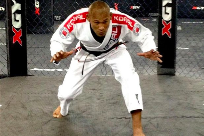 A Look At Jacare's Unconventional Judo Background