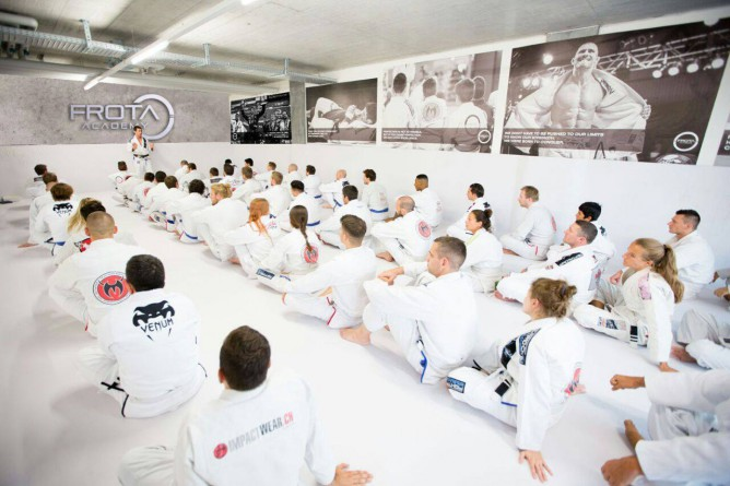 Bjj Heaven Most Beautiful Bjj Academies In The World 2016