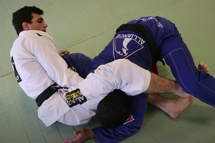 How To Do The Canto Choke, Judo/BJJ Choke By Flavio Canto