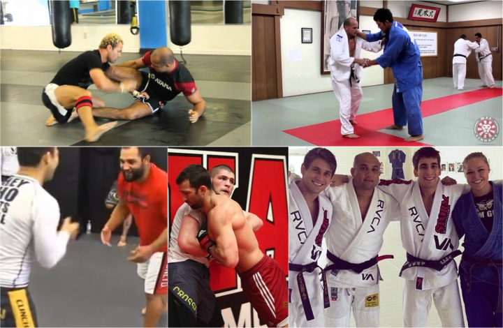 Best of Elite Grapplers Cross-Training (BJJ-Judo-Wrestling-Sambo)