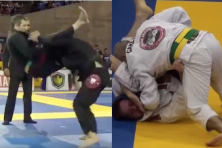 These Are The Most Dangerous IBJJF Legal Techniques
