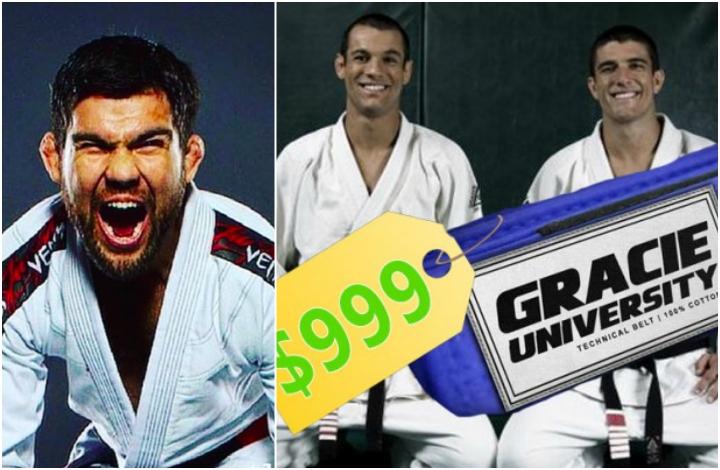 Drysdale: Gracie University Making Mockery of Jiu-Jitsu as a Martial Art
