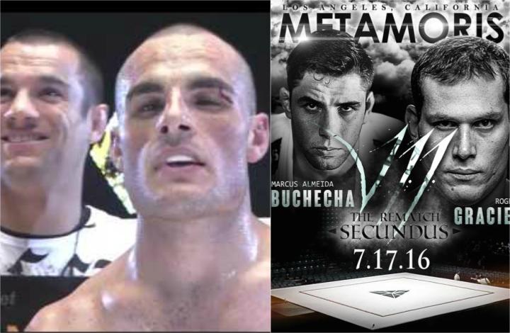 Ralek Gracie: 'I'll Fight MMA To Pay My Metamoris Debts'