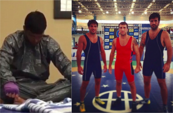 Performance Nutrition For Wrestlers After Cutting Weight