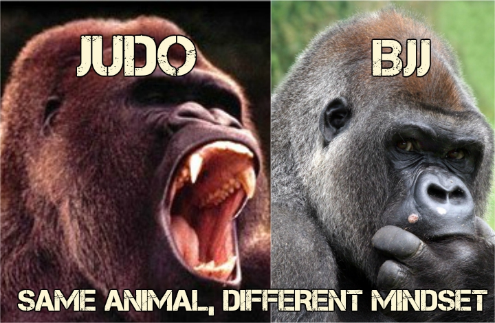 Understanding the Differences in Judo & BJJ Mindsets