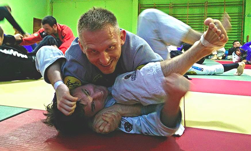 This BJJ Black Belt Has an Effective Way Of Structuring His Training