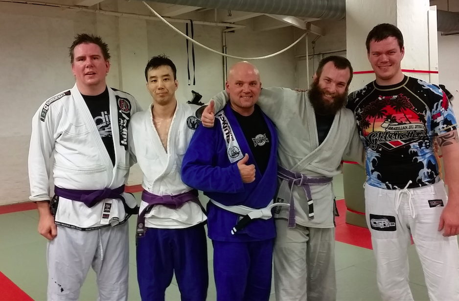 Training Report: Bergen Grappling in Bergen, Norway