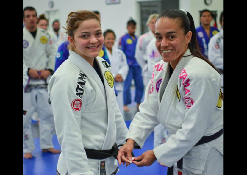 Successful BJJ Academies Run By Women Black Belts