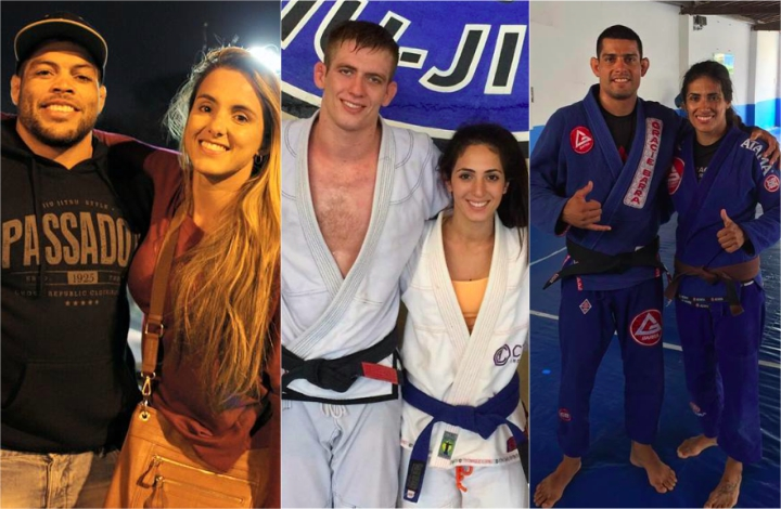The Power Couples of BJJ- Rolling in Love