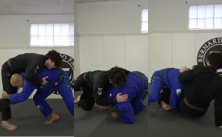 Working On Your Transitions; TheSecret of all the Best BJJ Competitors in the World