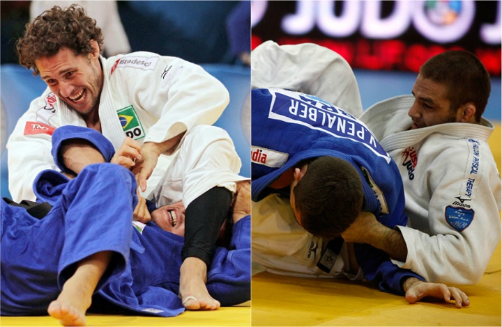 Judo Olympian: BJJ Not Enough To Help Your Judo Ground Game