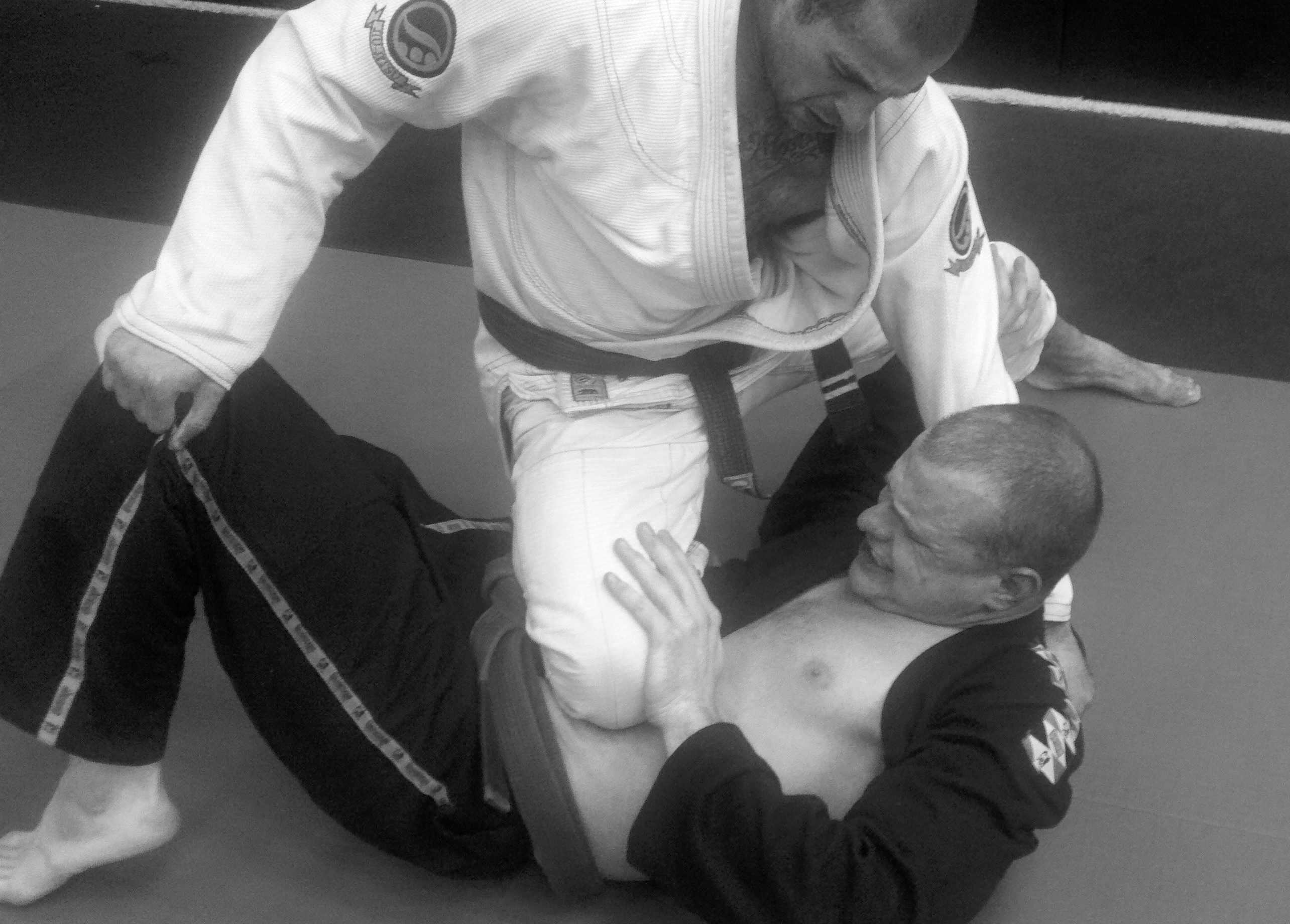 "Overcoming Blue Belt Blues: ""I'm Not Getting Better at BJJ"""
