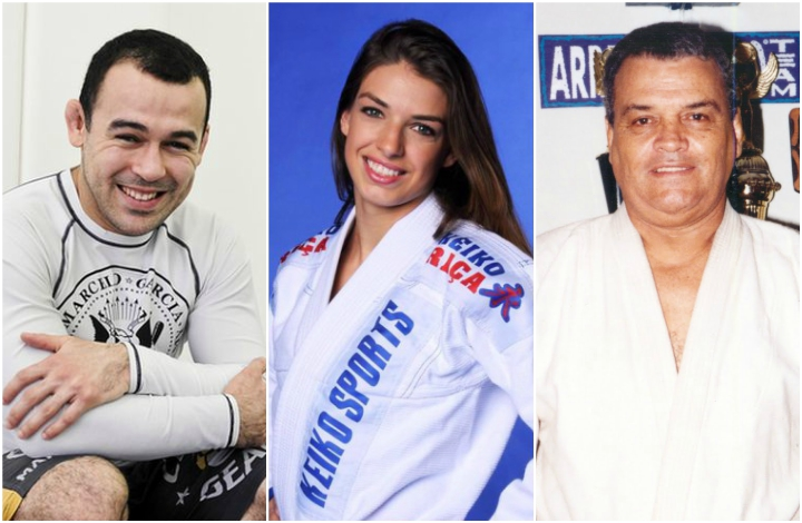 Top 10 Most Loved People in Brazilian Jiu-Jitsu