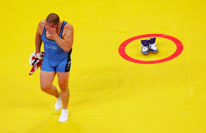 EVER WONDER: Why Do Wrestlers Leave Their Shoes On The Mat?