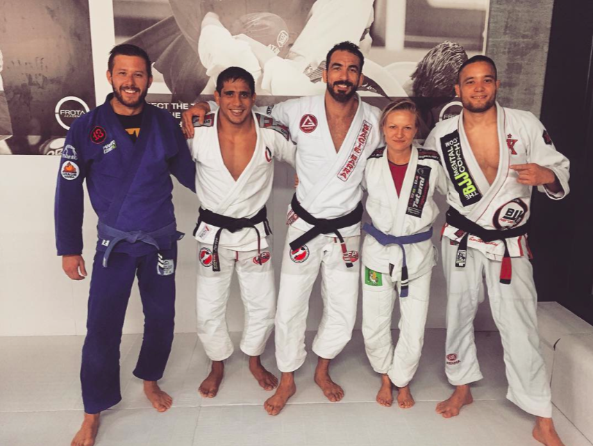Training Report: Frota Academy in Zurich, Switzerland