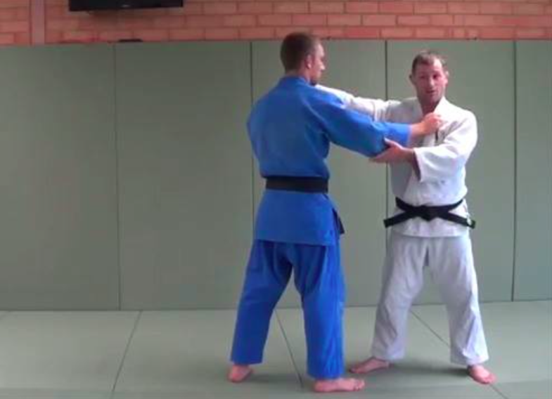 The Easiest Takedown To Do in Judo and BJJ