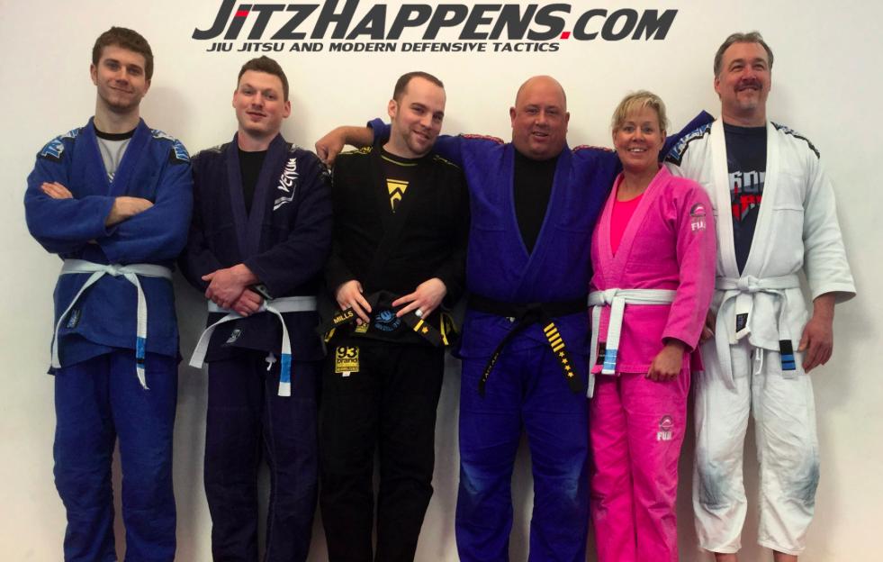 Joe moreira bjj black belt home study course