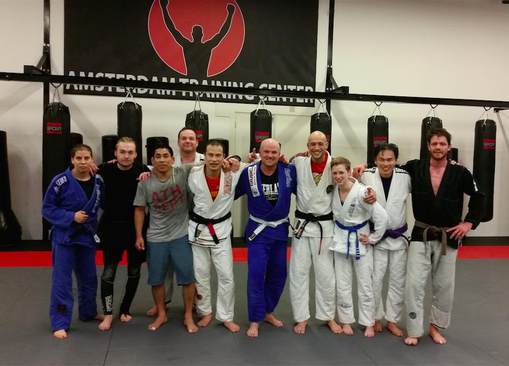 Training Report: Team Agua In Amsterdam, Holland