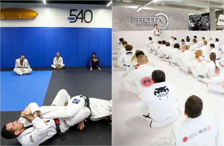 Jiu-Jitsu Heaven: Most Beautiful BJJ Academies in the World