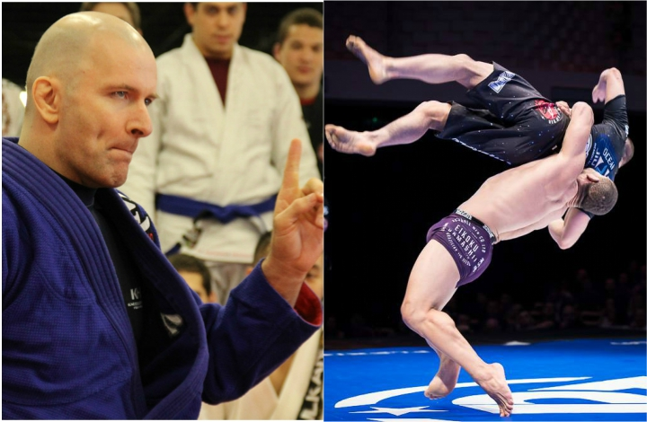 John Danaher's Next Mission Is To Fix Deficiencies in Takedowns in BJJ