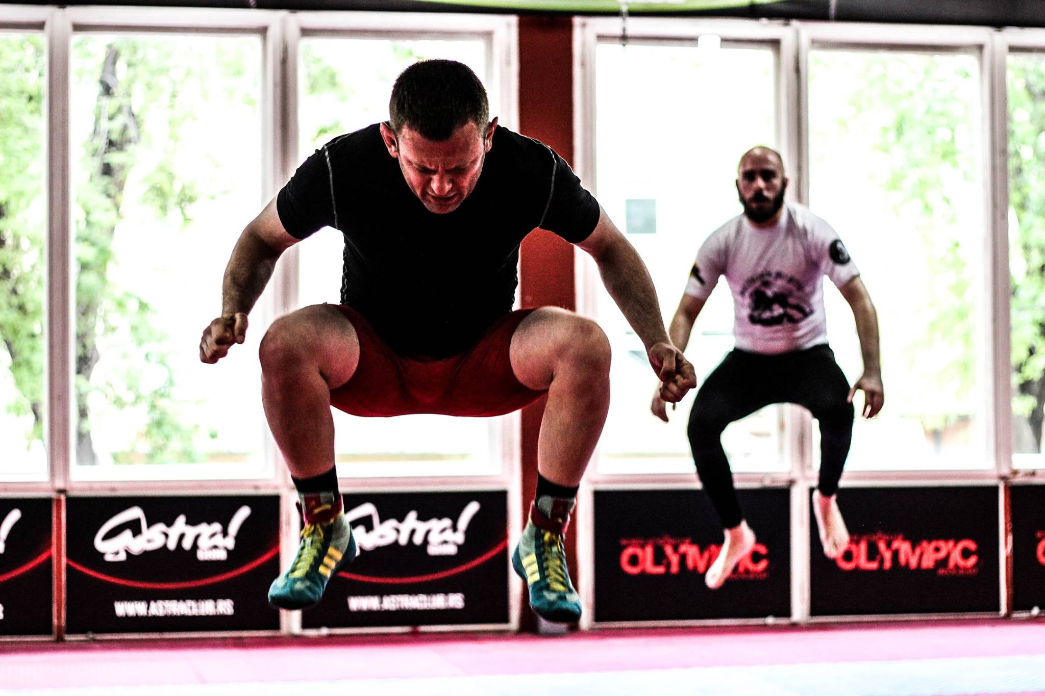 The Burpee: The # 1 Conditioning Workout for Grapplers