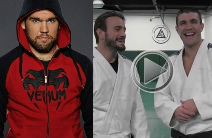 Drysdale Blasts Gracie Bros:'They Point Out Mistakes & Have Never Fought'