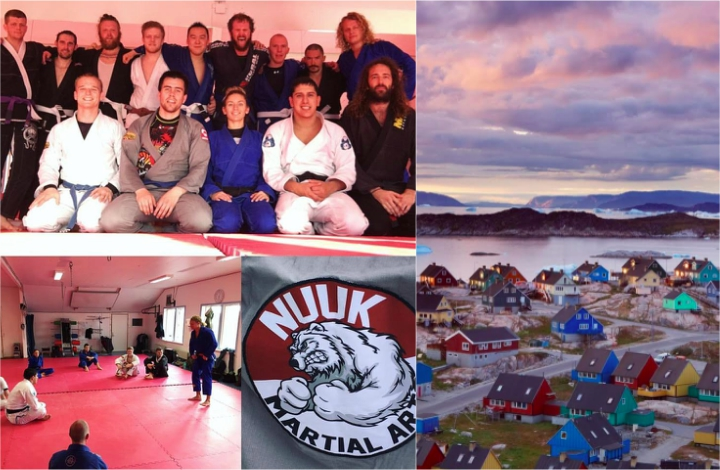 Training Report: Bjj Globetrotters Camp in Greenland