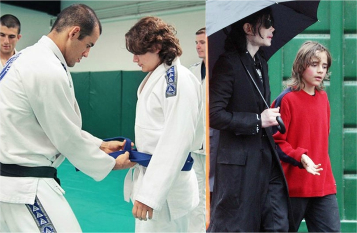 Michael Jackson's Son Talks About Jiu-Jitsu & He's Very Humble