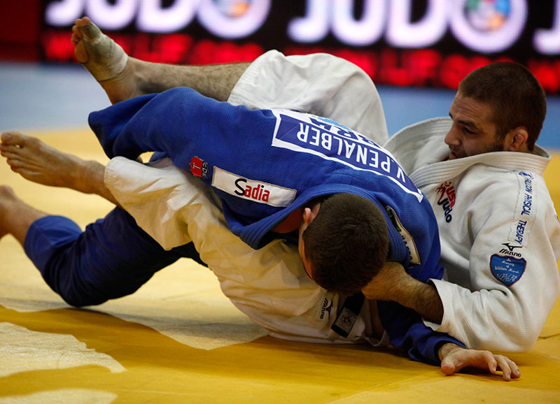 Can You Go Straight To The Ground In Judo?