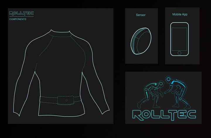 Smart Technology Rashguards in Development