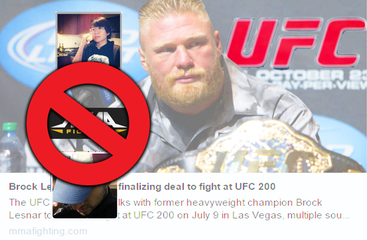 Several Reporters Banned For Life From UFC Events