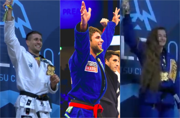 Pursue Your Dream Of Becoming A BJJ World Champion Or Be a Great Mediocre BJJ Student?