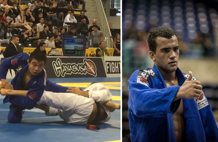 Marcio André beats Cobrinha at Worlds 2016, Other Results