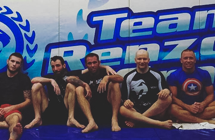 """Danaher: """"About 80 to 90 percent of your training should be people who are significantly of a lower level skill level than you are"""""""