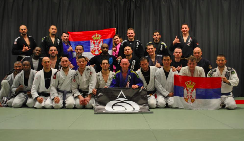 Training Report: Gokudo Jiu-Jitsu Academy in Paris France