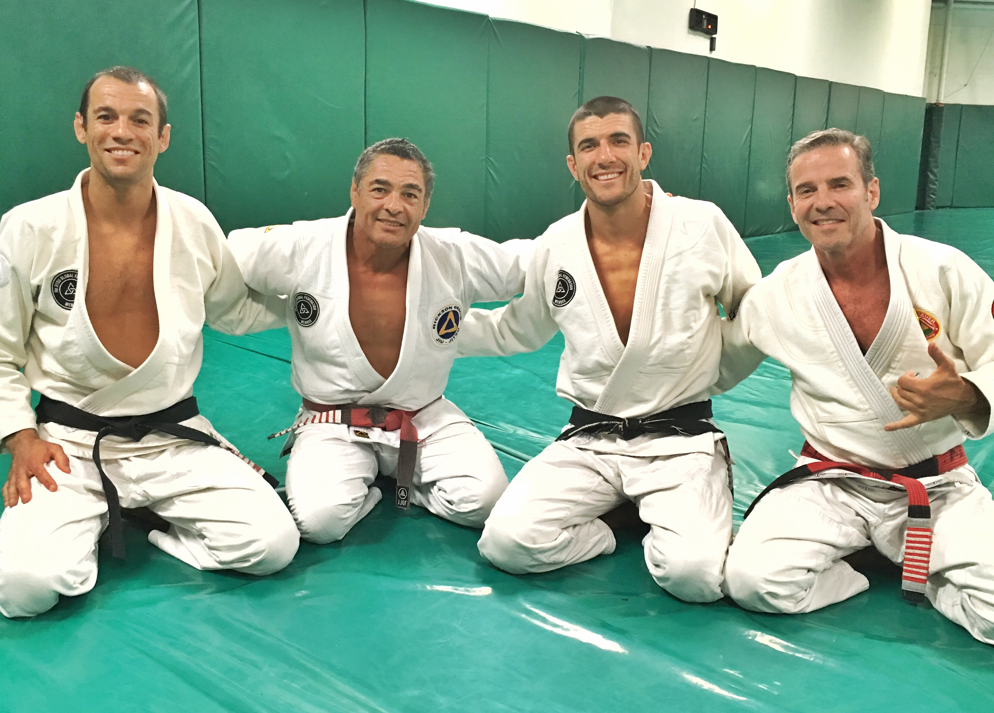 Rickson Influences HUGE Changes to Gracie University