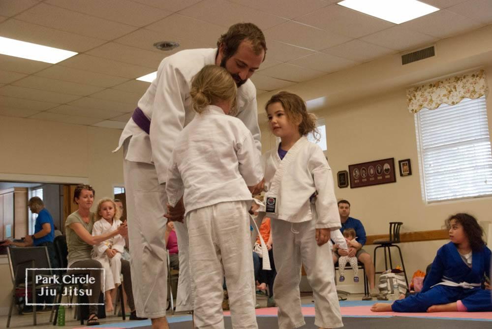 How Brazilian Jiu-Jitsu Builds Confidence In Children