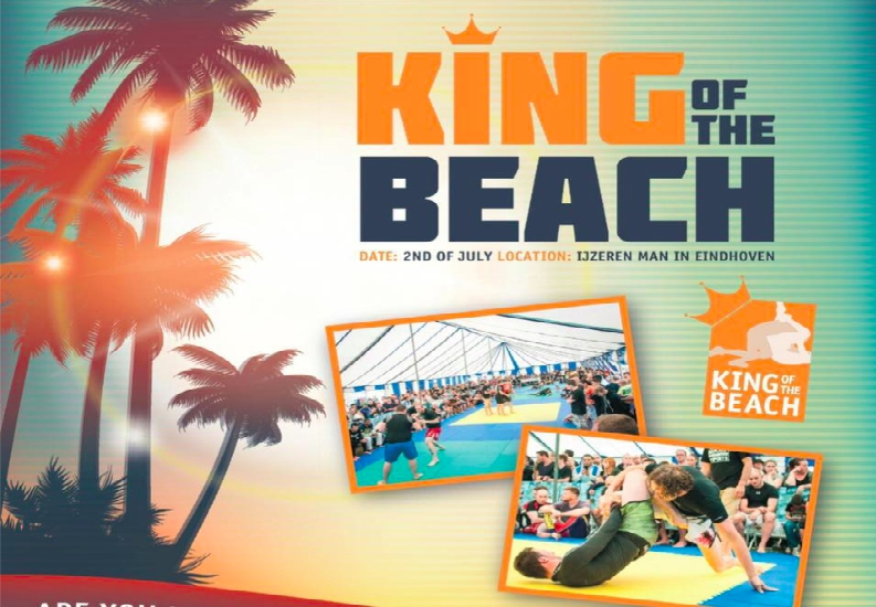 King of the Beach: Europe's Biggest Outdoor Grappling Tournament; Netherlands 2nd of july