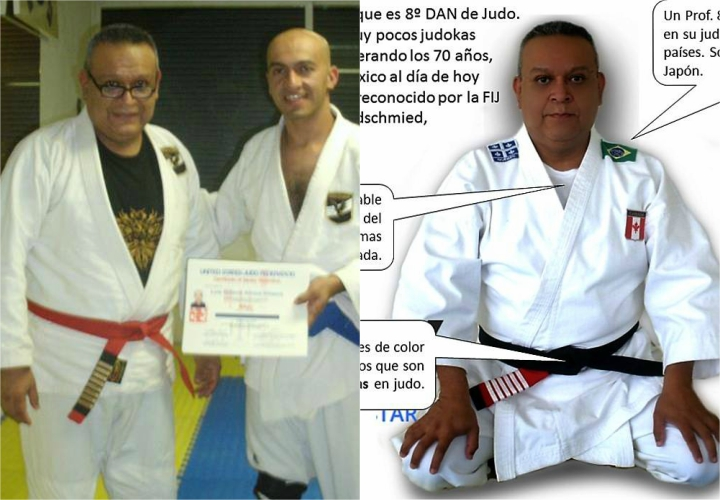 Bullshido: Meet Fake Judo 8th dan & BJJ Coral Belt Rudy