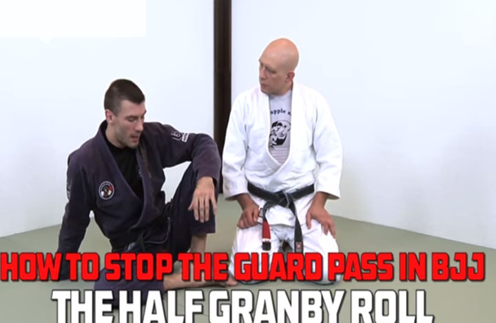 How to Stop The Guard Pass? The Half Granby