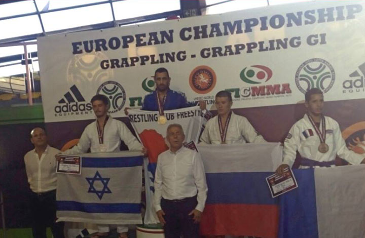 UWW European Grappling Championship 2016 Results