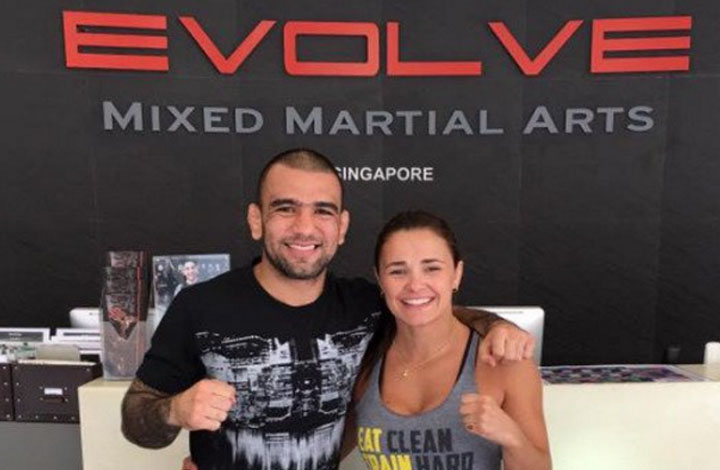 Michelle Nicolini Signs With ONE Championship