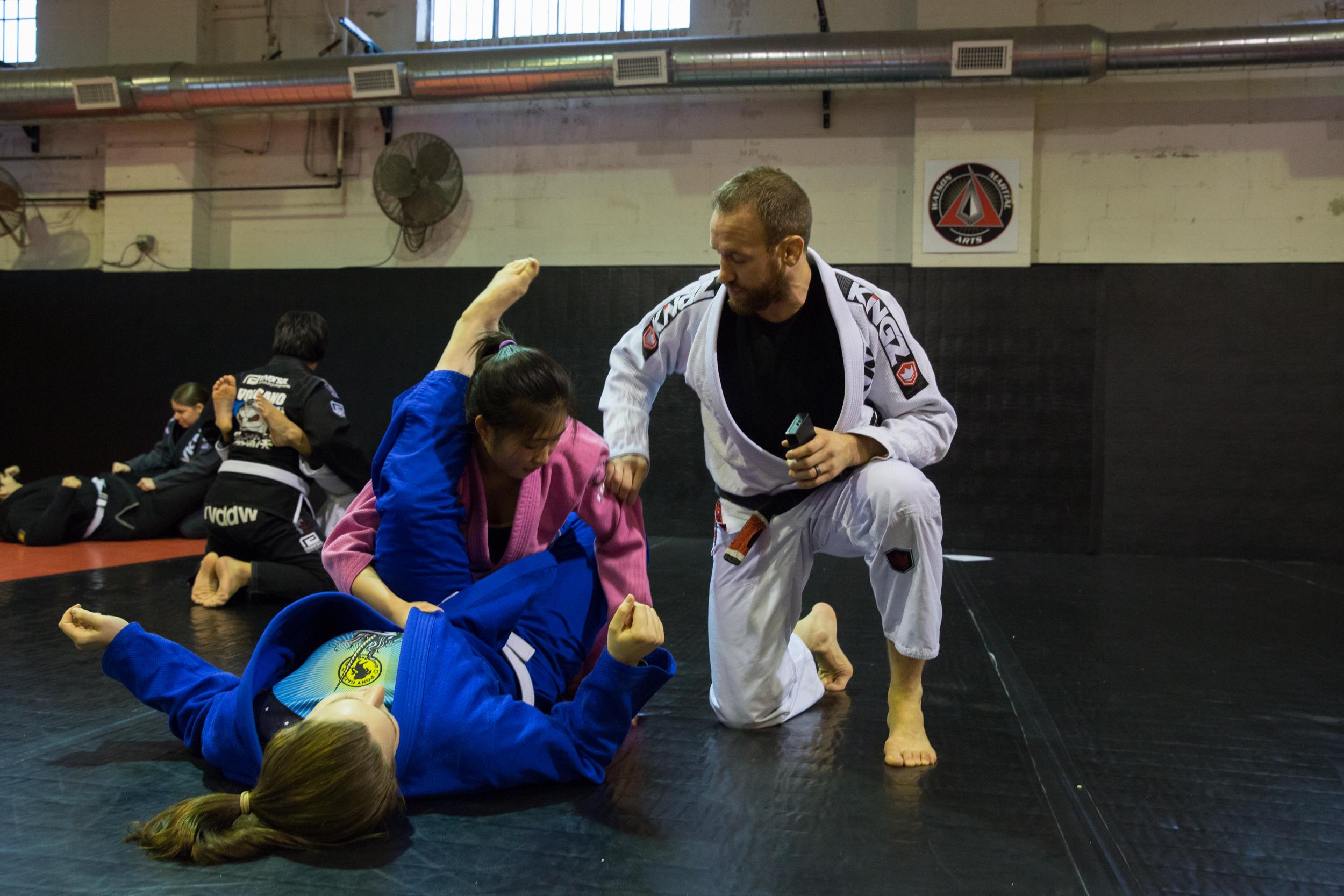 Understanding Brazilian Jiu Jitsu's Hidden Curriculum