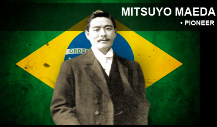 Little Known Facts (Outside of Japan) About BJJ Pioneer Maeda