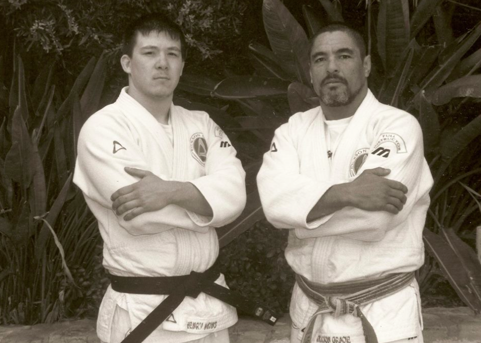 Henry Akins: The Biggest Lesson I Learned From Rickson Gracie