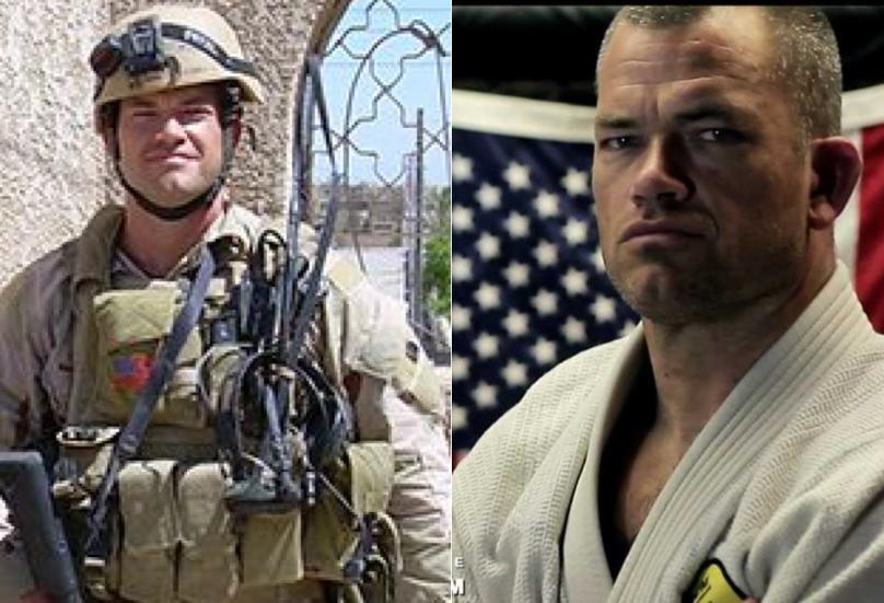 Joe Rogan & Jocko Willink, Navy Seal & BJJ Black Belt Talk Jiu-Jitsu