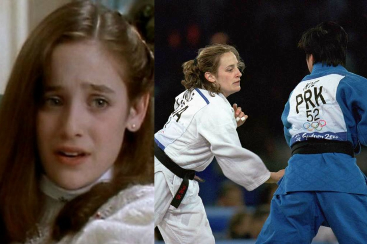 "24 yrs ago ""Home Alone"" actress competed in the Olympics in Judo"